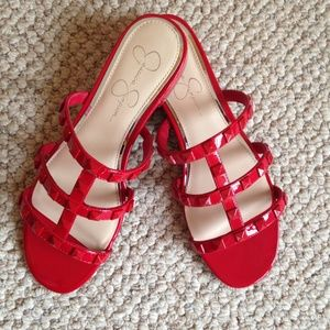 JESSICA SIMPSON - Caira Sandal - New Without Box